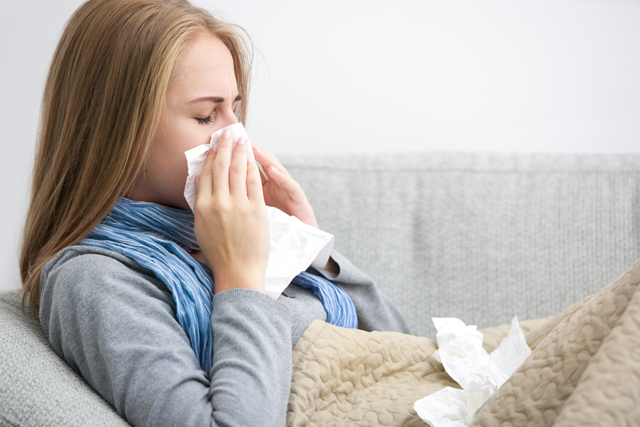 Prevent Getting Sick in Winter -- From the ActiveHerb.com Blog