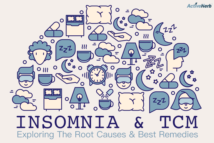 Simple Solutions For A Sound Sleep — How TCM Treats Insomnia