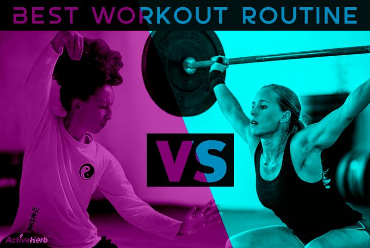 Best Workout Routine
