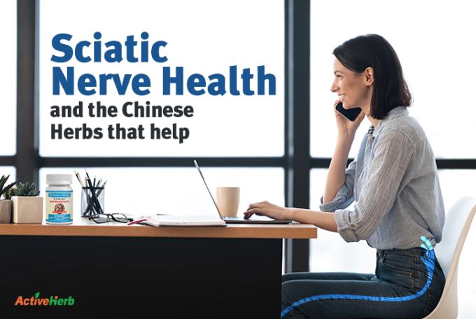 TCM for sciatic nerve support