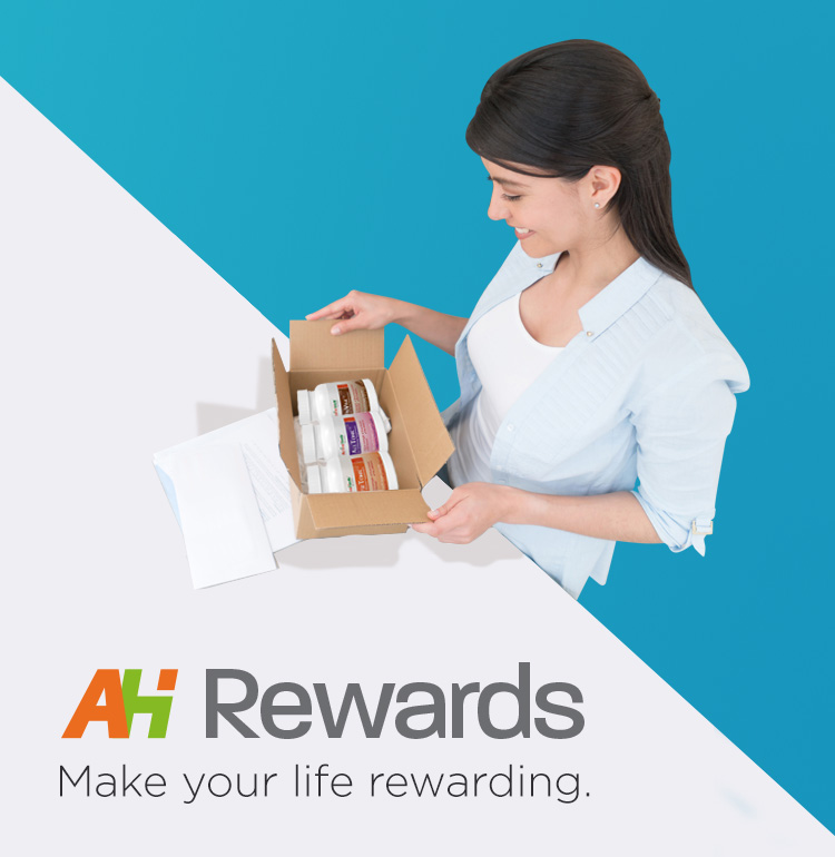 AH Rewards Program