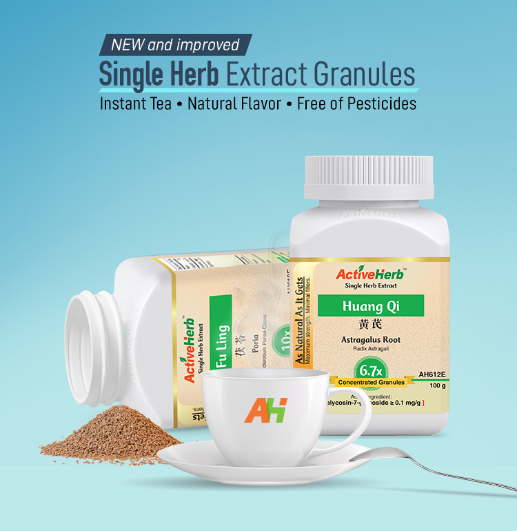 New Concentrated Granules