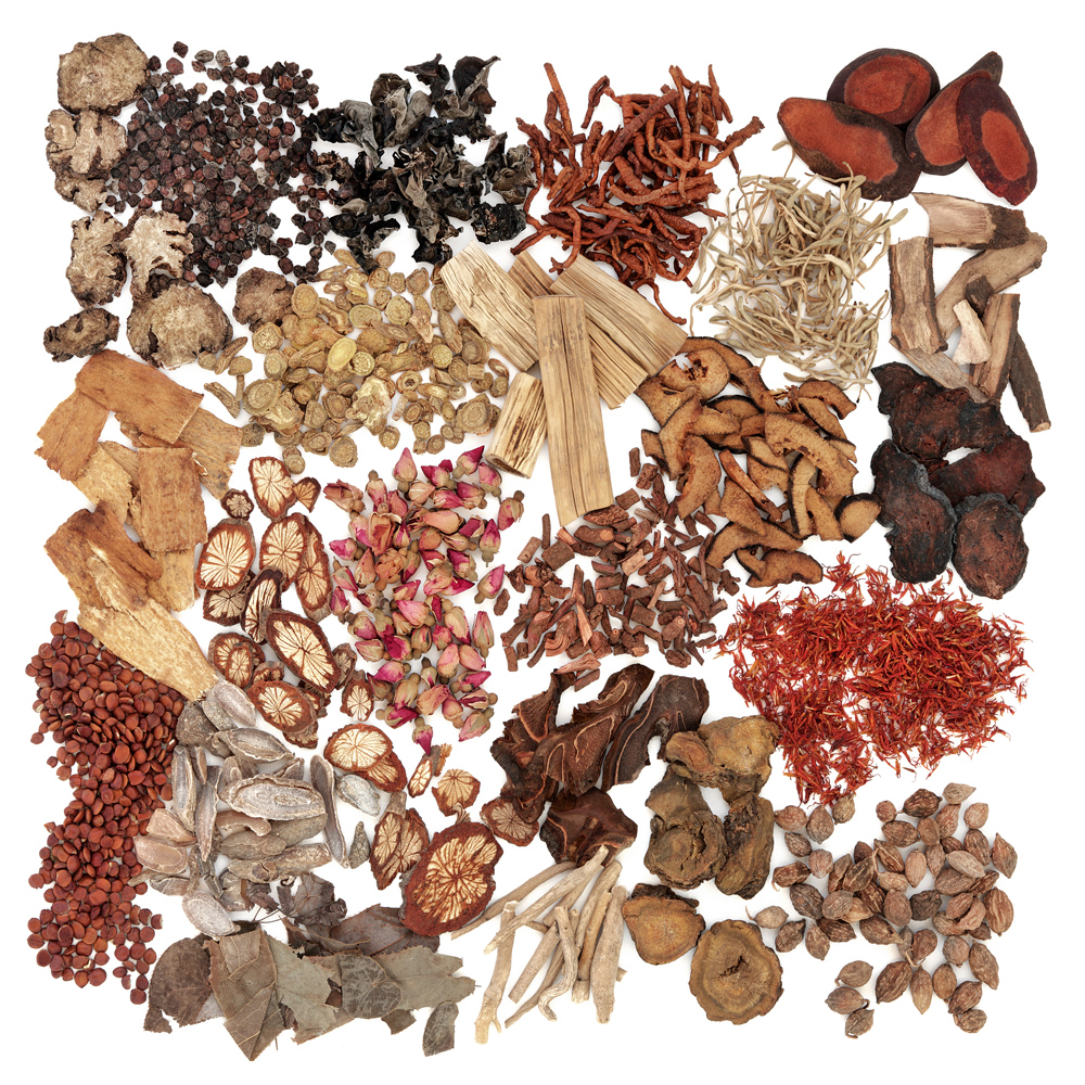 Patent traditional chinese medicine herbal formula at